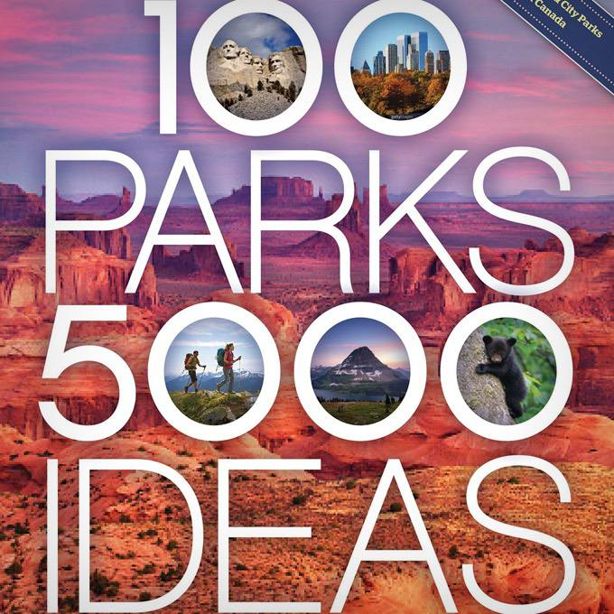 100 Parks, 5,000 Ideas Book