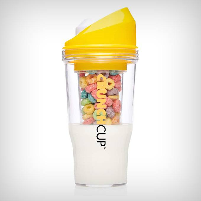 CrunchCup Portable Cereal Cup