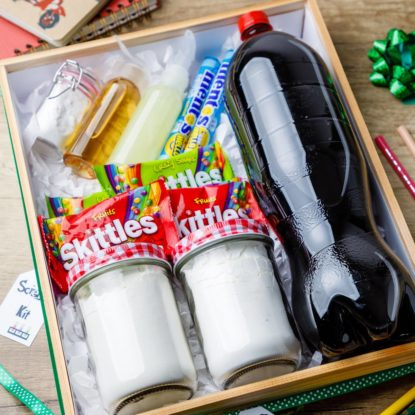 Diy Science Experiment Gift Kit For Kids