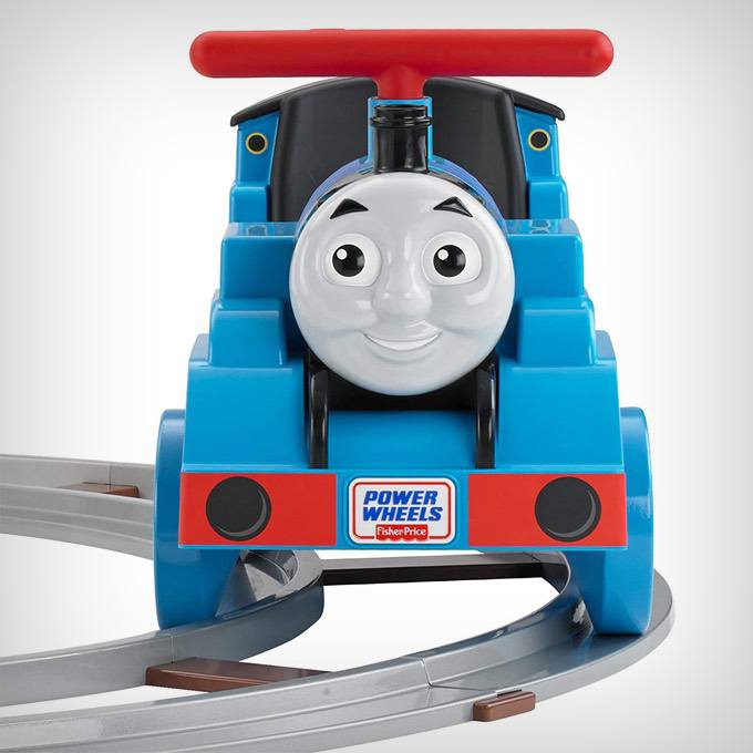 Power Wheels Thomas & Friends Ride-on Train with Track