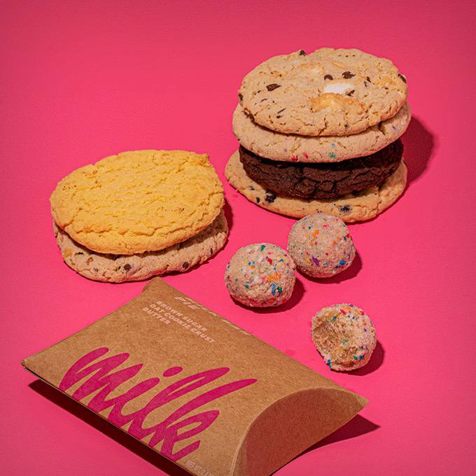 The Milk Bar Sampler