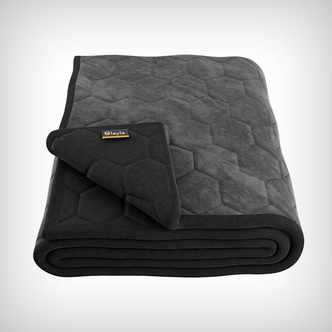 Weighted Blanket For Anxiety Relief