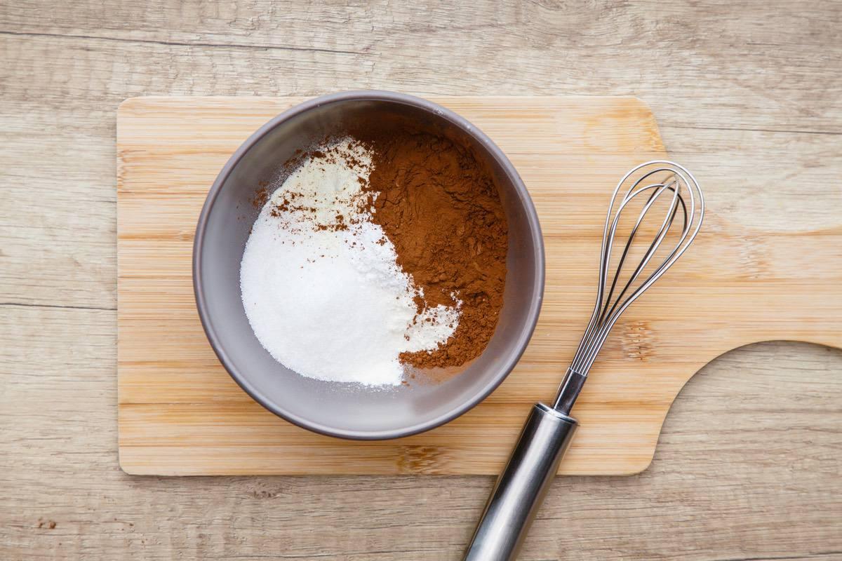 Chocolate Mug Cake Mix