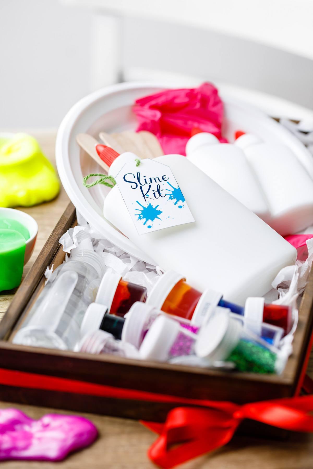 Diy Slime Kit Gift
