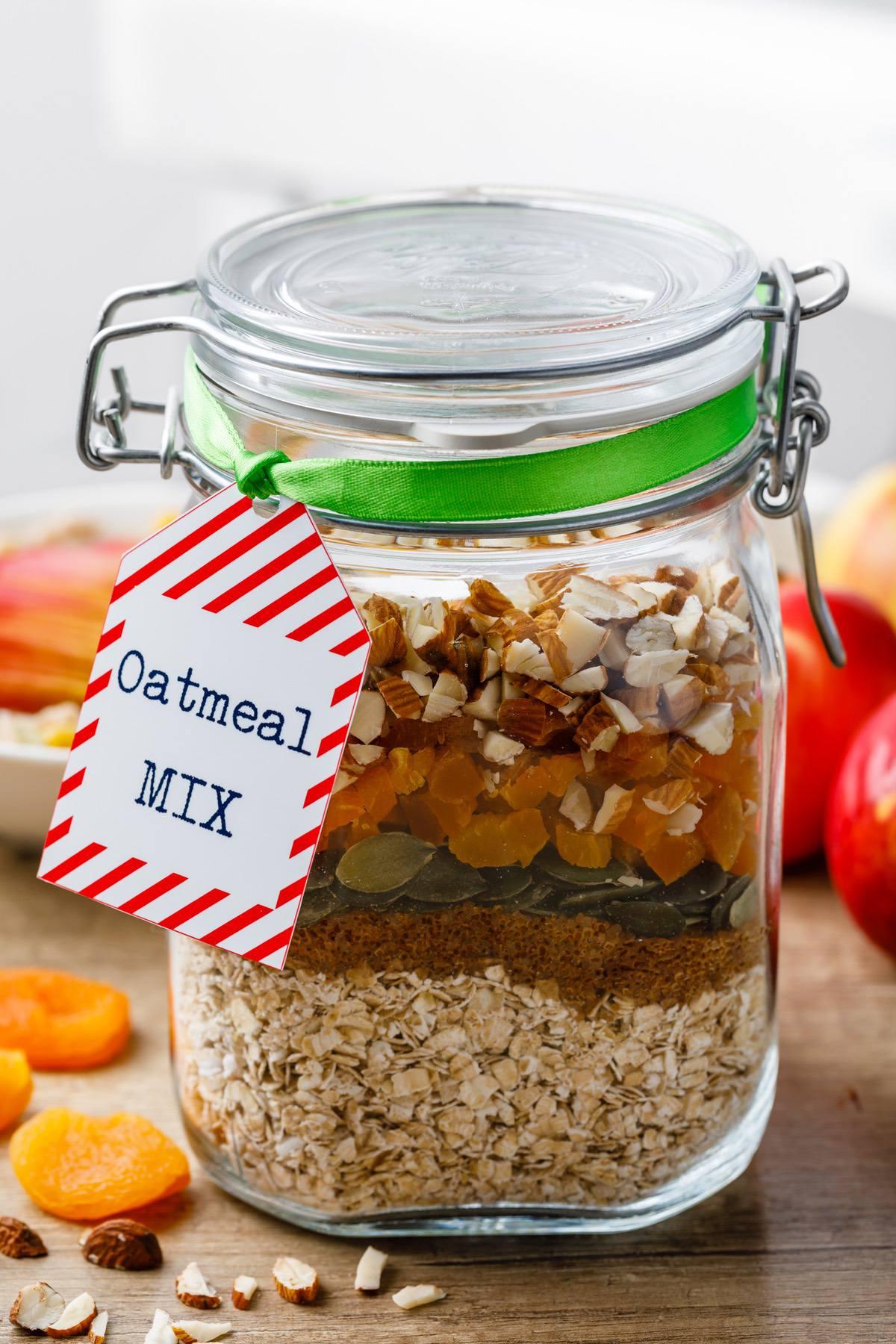 Oatmeal Mix