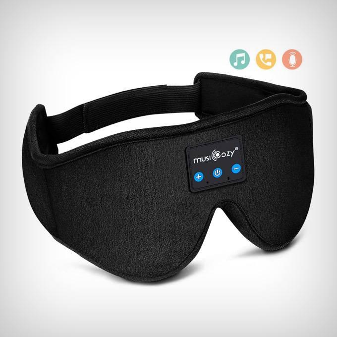 Travel Gift Idea Sleeping Mask Fun Children/'s Sleep Mask ADJUSTABLE Avocado Sleep Eye Mask Birthday Favour Gift