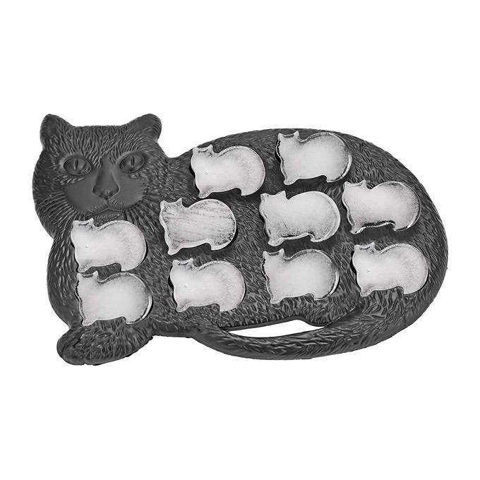 Cat Shaped Ice Cube Tray