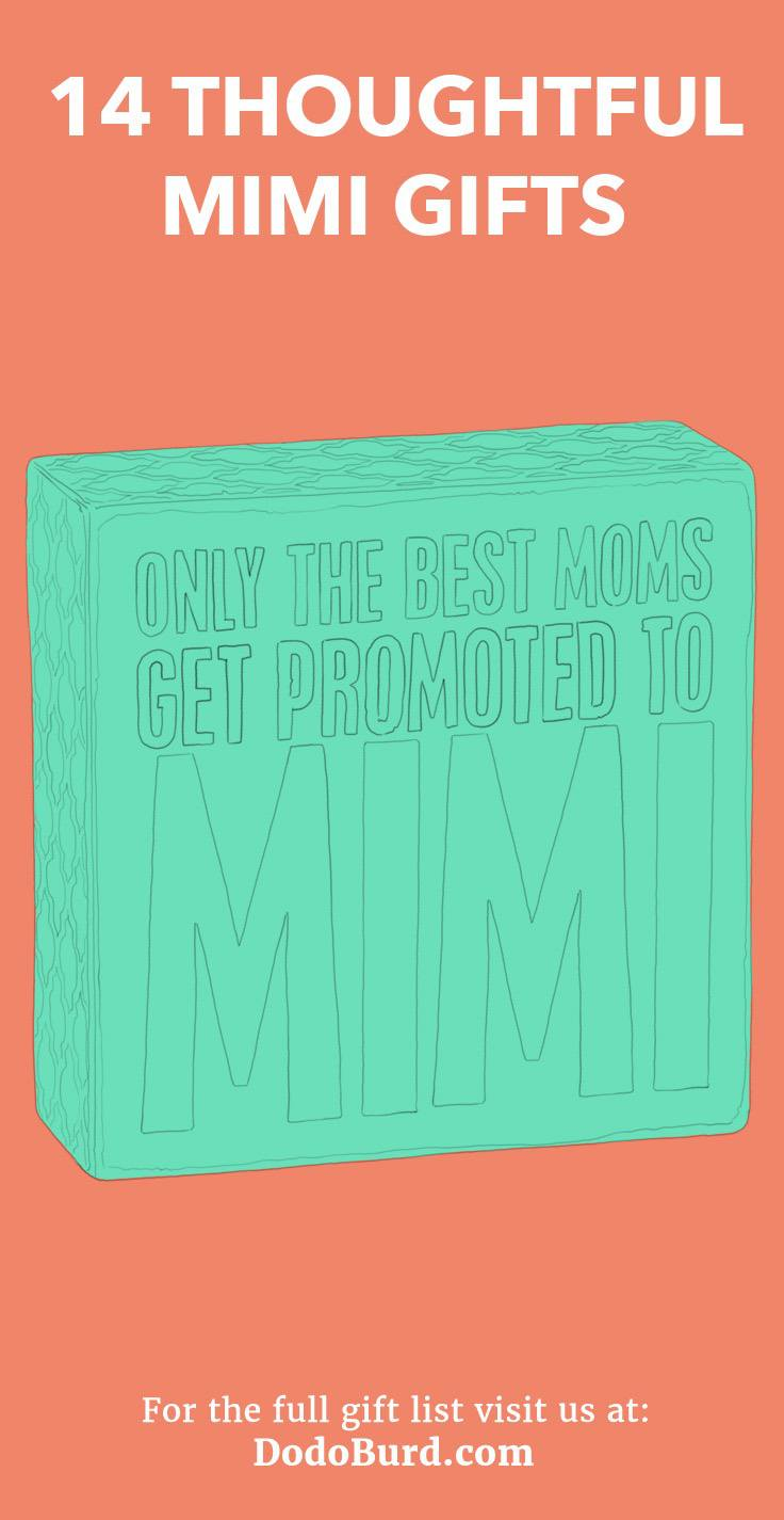 14 Thoughtful (And Funny) Mimi Gifts