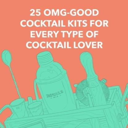 Cocktail Kits Square