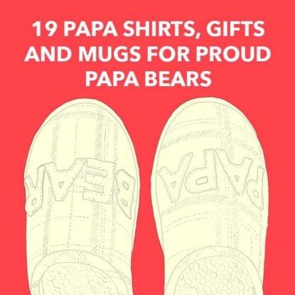 Papa Gifts Square