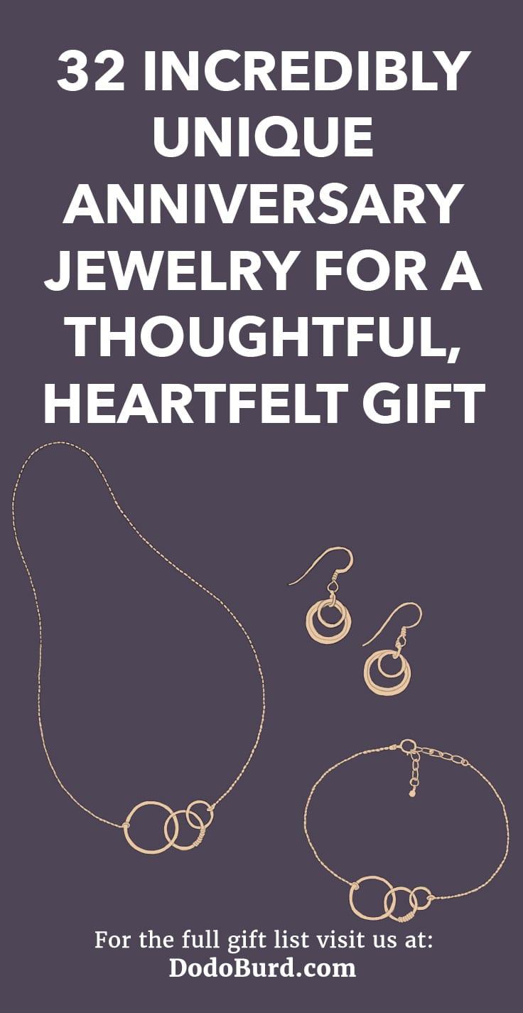 Anniversary Jewelry Gifts Pin