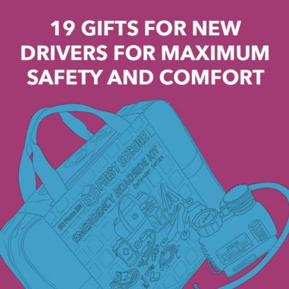 Gifts For New Drivers Square