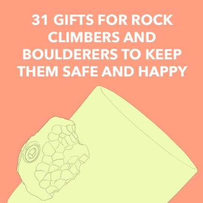 Gifts For Rock Climbers Square