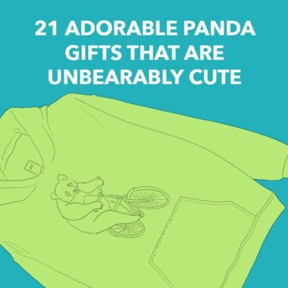 Panda Gifts Square