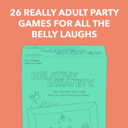 Party Adult Games Square